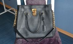 Torebka Michael Kors Hamilton Large Saffiano Leather Tote