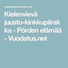 Kielenvievä juusto-kinkkupiirakka - Pörden elämää - Vuodatus.net