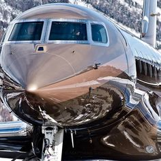 Gold Gulfstream G650