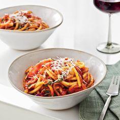 Mario Batali's Bucatini all'Amatriciana | Food & Wine