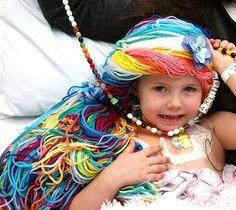 Princess Arli | The Magic Yarn Project