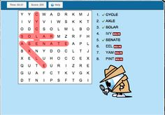 Are you a super sleuth at Word Search puzzles? We've added Word Search (featuring grade-level EDL word lists) to our growing collection of Stride Academy games! Test out Word Search on our demo: www.LTSeducation.com/trystride
