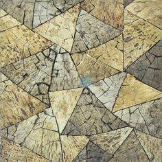 Decorative Coconut Shell Tile