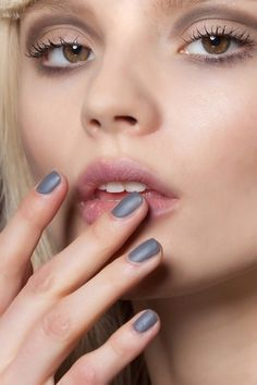 """""""5 Beauty Changes to Make for Fall"""" #AW2012 #makeupinspiration #nails"""