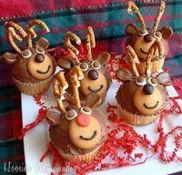 Reindeer never looked so tasty!!