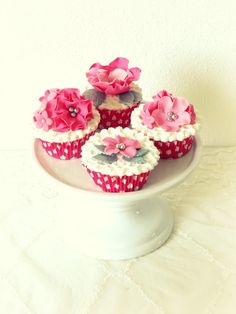 Cupcakes @ Almie's Bakery www.almiesbakery.nl