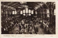 Mercado Central, 1932