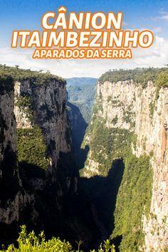 Localizado no Parque Nacional Aparados da Serra, na cidade de Cambará do Sul, essa é uma trilha realizada pela borda do cânion, com ótimas vistas panorâmicas e cachoeiras.