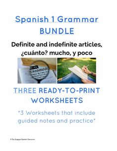 ... about Observation #2 on Pinterest | Spanish 1, In Spanish and Articles