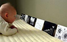 Newborn vision (Free Printable) | Hands-on Moms
