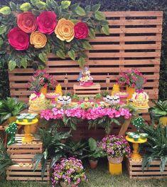 """5,148 curtidas, 38 comentários - Decor&Festa • Mari Mangione (@decorefesta) no Instagram: """" MARAVILHOSA decoração lindíssima . #Repost @detallesoriana Hoy celebramos el cumple #9 de…"""""""
