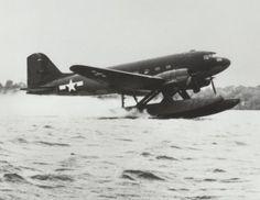Douglas XC-47C Skytrain (1943)