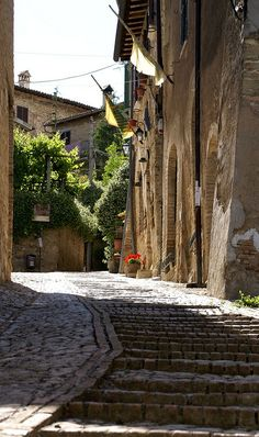 Montefalco, Umbria, Italy