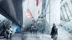 Gallery - Morphosis Breaks Ground on Shenzhen Office Tower - 3