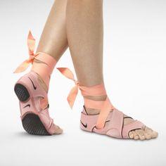 Nike Store. Nike Studio Wrap Pack - Leather Flat Three-Part Footwear System