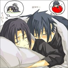 LOL i especially love itachi's dream :P