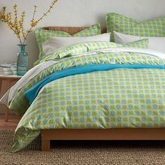 Westbrook Percale Duvet Cover / Sham