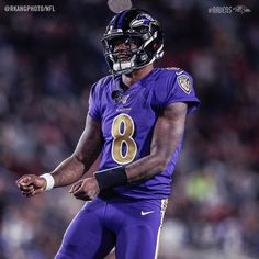 Check out all our Baltimore Ravens merchandise! Nfl Football Players, Football Uniforms, Football And Basketball, Soccer Jerseys, College Football, Hockey, Lamar Jackson Ravens, Jackson 5, Nfl Ravens