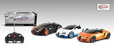 118 Scale Licensed Bugatti Veyron 164 Grand Sport Vitesse RC Car RTR Colors May Vary Authentic Body Styling * Read more reviews of the product by visiting the link on the image.