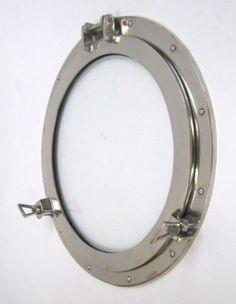 "20"" Aluminum Porthole Window with Chrome Finish - Nautical Decor ITDC http://www.amazon.com/dp/B00K808URW/ref=cm_sw_r_pi_dp_mMSSub0A8AEHN"