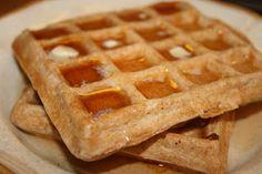 Deep South Dish: Healthy Whole Wheat Waffles