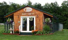 Dog Boarding Kennel Building Plans | Boarding Kennel Profile