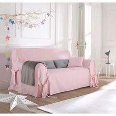 Rouge on pinterest for Housse canape la redoute