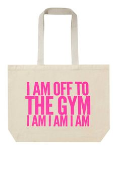 Love this bag for my workout gear