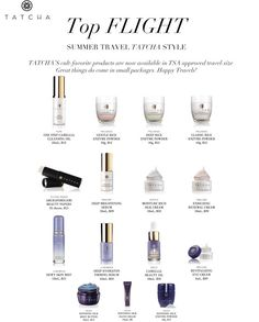 Beauty Tip Of The Week Just in time for summer travels, check out Tatcha's TSA friendly skincare products. Also check out the limited time discount codes for buying Tatcha products in today's blogpost! #Tatcha #skincare #japaneseskincare #discountcodes