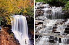 Highlands Waterfalls