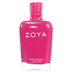 Kali: Traditional hot pink cream polish. Zoya Nail Polish has the hottest shades for all seasons and skin types, they're also the longest wearing lacquer formulation in the world today! You will be im