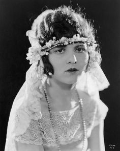 1921 --- Marjorie Daw as she appears in the 1921 motion picture . --- Image by © John Springer Collection/CORBIS