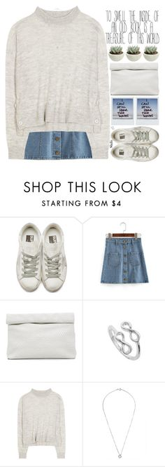 """""""to all the pretty girls who follow me (which is every single one of you) : thanks"""" by alienbabs ❤ liked on Polyvore featuring Golden Goose, Marie Turnor, Acne Studios, clean, organized and shein"""