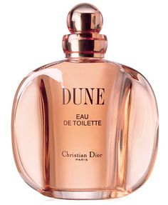 (I Brenda, Have used and love this one)  Dior Dune Eau de Toilette Spray, 3.4 oz.