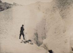 Eisgrotten in den Grindelwaldgletschern