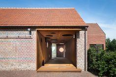 Galería de Casa Olmen / Pascal François Architects - 1