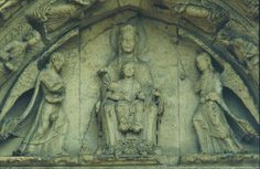 """The Virgin portrayed in the west facade of Chartres Cathedral is called the 'Virgini Pariturae', which means """"the virgin about to give birth"""". This statue does not represent Mary or the Biblical concept of womanhood, but the archetypal goddesses of fertility and the 'feminine prinicple'. Since Chartres was dedicated to the Sun-God, the child of the sculpture is Horus, not Jesus Christ. The following excerpt from Rosslyn reveals how Gnostic occultism engulfed Western Christendom through the…"""