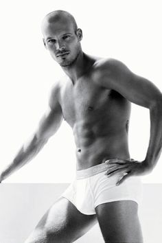 Swedish Soccer Player Fredrik Ljungberg | A Totally Scientific Ranking Of 24 Male Athletes Turned Underwear Models