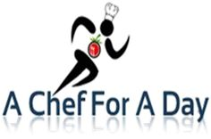 The chef was defined with chef cap and tomato while running gesture aimed to explain the hiring process . Challenge was successfully met!!