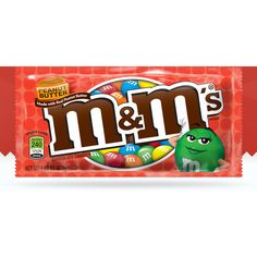 Peanut Butter M&M'S® | Products ❤ liked on Polyvore featuring food, food & drink and food and drink