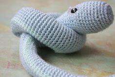 Free Amigurumi Snake Pattern