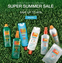 """Bug Guard - Up to 50% off"""". Stock up now for the rest of the summer and for next summer.  Go to www.AllBeautyNow.com and remember the more you buy the more you save and all orders over $40 will ship free...Happy Shopping from Mary"""