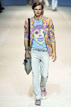 Etro Spring 2010 Menswear