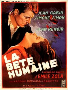Some movies posters of Jean Renoir Best Movie Posters, Classic Movie Posters, Cinema Posters, Jean Renoir, Baba Yaga, Blade Runner, Old Movies, Vintage Movies, Darkness Film