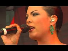 Caro Emerald Live - A Night Like This @ Sziget 2012 Music Is My Escape, Live Music, Good Music, My Music, Music Pics, Music Songs, Music Videos, David Coverdale, Classical Opera