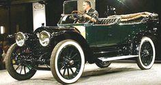 Rambler Model 83 et Cross Country, voiture routière de 1912  La Rambler Model 83 et Cross Country, cette voiture de collection fut construite de 1912 à 1913.