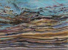 """Coastal Rock"" by Cari Grevers"