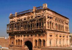 Umer Hayat Palace,Chiniot Pakistan
