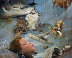 Inside the Cyclone~As Dorothy travels to the land of Oz, she is fascinated by the assortment of characters and things flying past her bedroom window. Wizard Of Oz Movie, Wizard Of Oz 1939, Wizard Of Oz Tornado, Wizard Of Oz Tattoos, Dorothy Gale, Dorothy Wizard Of Oz, Broadway, Land Of Oz, Yellow Brick Road
