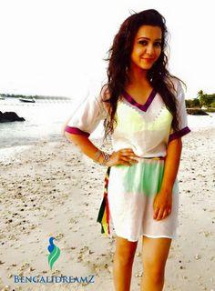 Photos of Kousani Mukherjee in Bikini